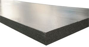 SilverGlo™ crawl space wall insulation available in Austin
