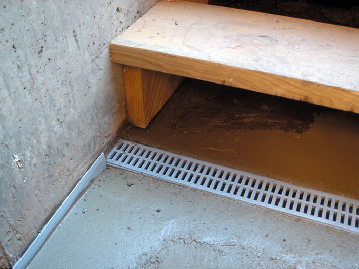 The TrenchDrain Grated Drainage Pipe System & French Drain Products in Greater Minneapolis | French Drain ...