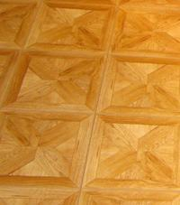 Parquet basement floor tiles Bloomington, Minnesota