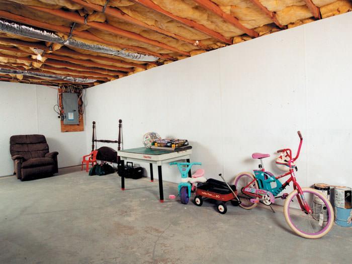 basement wall system waterproof beautify your unfinished basement